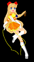 Eternal Sailor Venus by plebeian-kit