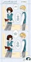 Just another day at North Westeros Gakuen Academy by Sirilu