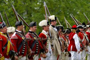US Rev War Display 19 by KWilliamsPhoto