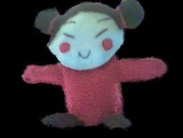 Pucca Doll by AniDragon