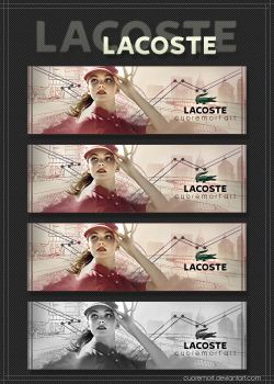 Lacoste by cuoremort