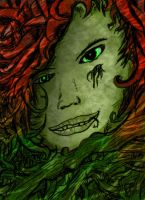Poison ivy: Death by life by AtomicWarpin
