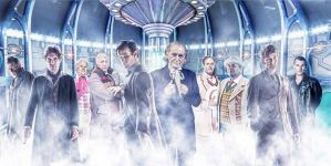 doctor who Day-of-the-Doctor by lucasmanlucas