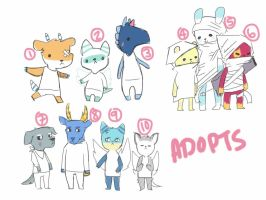 [CHEAP] Adopts! by 202425