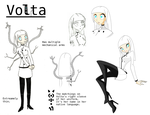 Volta Reference Sheet by xSweetSlayerx