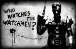 Who watches the Watchmen? by crazy-monkeeey