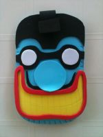 Blue Meanie Mobile Case by anapeig