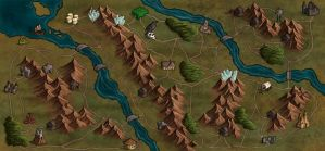 Warcastle Map by Sapiento