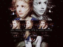 Skins - It's a wild world. by Spenne