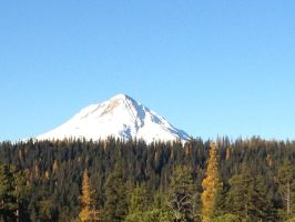 Mt.Hood by Spiritdragonfire10