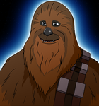 Chewbacca by BennytheBeast