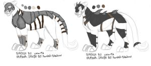 Armour Designs by Painted-Shadow