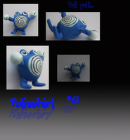 Poliwhirl Model by JGLewis