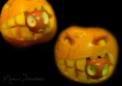 Trick or EAT by pixelwhore88