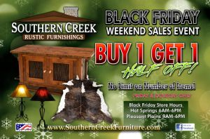 Postcard Mailer for Southern Creek by tbtyler