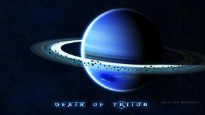 Death of Triton by PhotoshopAddict89