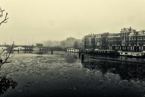 A vision from Amsterdam by Serdar-T