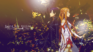 Sword Art Online windows 7 wallpaper by tammypain
