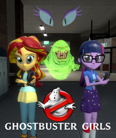 Ghostbuster Girls cover by Rattler20200
