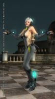 DEAD OR ALIVE 5 Last Round Christie75 by aponyan