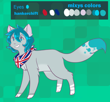 Mixy ref for now by Ezzyfantasyworld