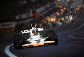 Peter Revson (Spain 1973) by F1-history