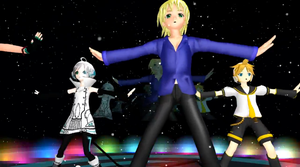 MMD Momi Cup 3 - Superstar by Supersonia