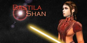 KOTOR 1: Bastila Shan by DiamondLegacy