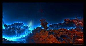 Landscape of Aexion by arteandreas