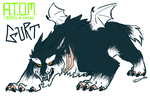ATOM: Create a Kaiju Contest - Gurt by I-am-Fish-Mage