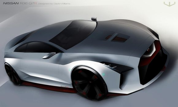 R36 GTR concept by wizzoo7