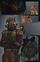Star Wars TORUS - page 22 colors by lobotomous