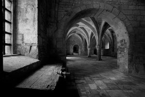 Fontenay Abbaye by lawrencew