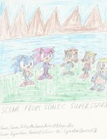 AT: Scene from Sonic Superstars by mastergamer19