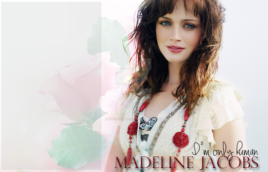 OCC Madeline Jacobs Character Template by MyFrozen-Heart