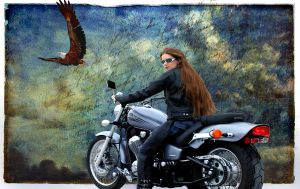 Born to be wild by aninur