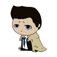 Baby!Cas by TerraManes