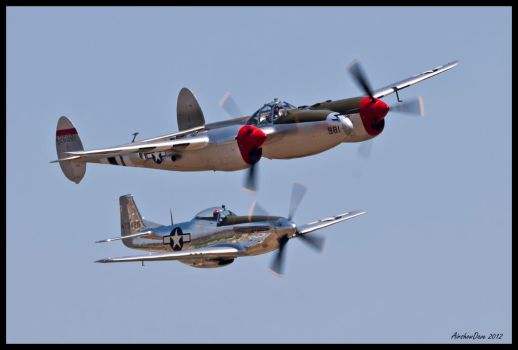 Planes of Fame 2012 1 by AirshowDave