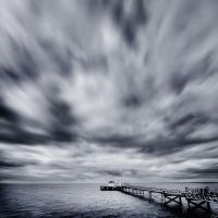 Totland Bay by Gehoersturz