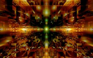 Cubism Widescreen by VickyM72