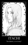 Itachi by patzy28