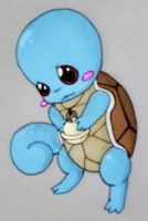 Squirtle Request by xXFF7xYaoixX