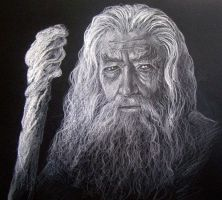 Gandalf by Pidimoro