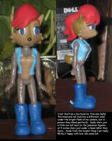 Princess Sally custom by Wakeangel2001