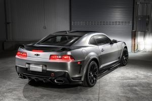 CAMARO Rear view by ilPoli