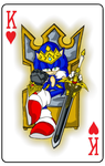 King of hearts: Sonic by SpringsTS