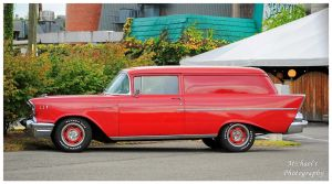 A 1957 Chevy Wagon by TheMan268