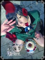 Black Butler - Ciel, I can see the colour of love by K-I-M-I