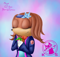 collab: peace the echidna-9 by light-peace