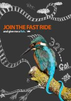 Join the fast ride by buttervlieg